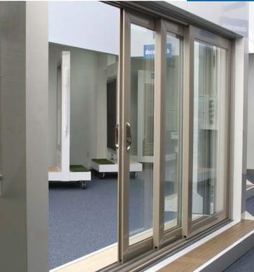 EAS Sliding Glass Door 650 series