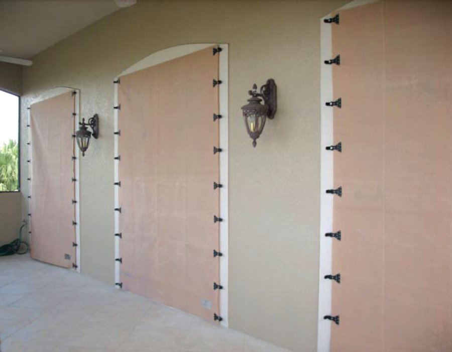 Fabric Panels & The Best Hurricane Shutters For Your Home