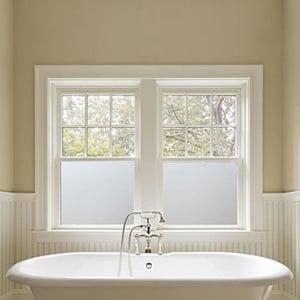 These Bathroom Window Treatments, Bathroom Privacy Window